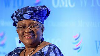 Nijerya'nın eski ekonomi ve dışişleri bakanı Ngozi Okonjo Iweala