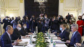 Встреча министров