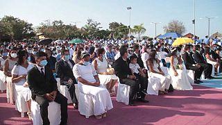 Boda masiva en Nicaragua con más de 1000 asistentes