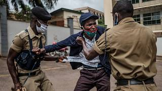 Ugandan court denies bail to 36 supporters of Bobi Wine's party