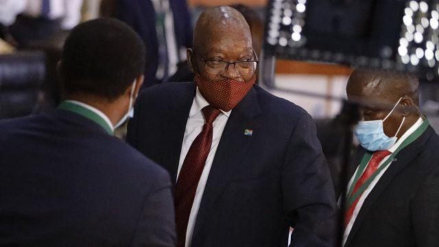 Jacob Zuma snubs anti-graft commission again, risks arrest