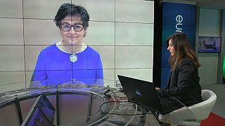 Entrevista a Arancha González Laya, ministra de Exteriores de España