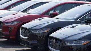 Jaguar elektrikli otomobiller