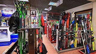 Setores ligados ao esqui sem negócio neste inverno