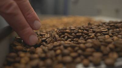The coffee company embracing tech to brew success