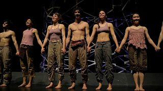 Bienal das Artes do Circo decorreu sem público em Marselha