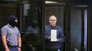 Rusya'da casusluk suçundan 16 yıl hapse mahkum edilen ABD vatandaşı Paul Whelan
