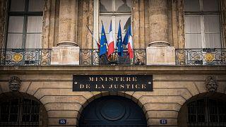 مبنى وزارة العدل الفرنسية