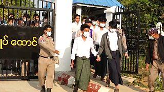 Birmanie : nouvelles arrestations et coupures d'internet, alors que les manifestations se poursuivent