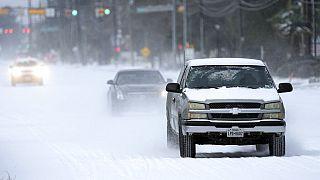 Minus 18° in Texas und Schneesturm-Alarm für 150 Mio. Amerikaner:innen