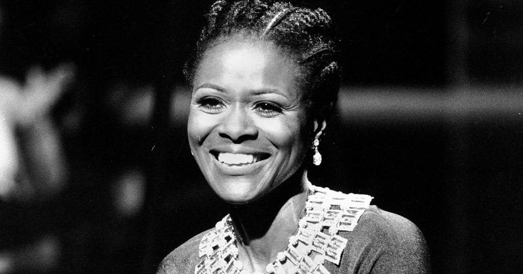 Cicely Tyson - cover