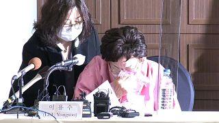 لي يونغ سو، ضحية رقيق جنس سابقة خلال الحرب أثناء احتلال اليابان لكوريا الجنوبية
