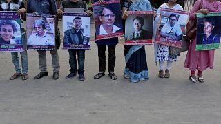 Aralarında Avijit Roy'un da olduğu çok sayıda aktivist Bangladeş'te cinayete kurban gitmişti