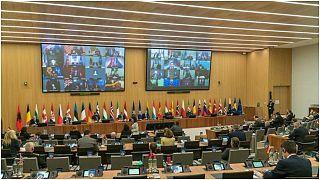 قمة الناتو عبر الفيديو