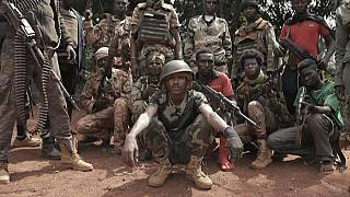 The Battle for Central African Republic city of Bangassou