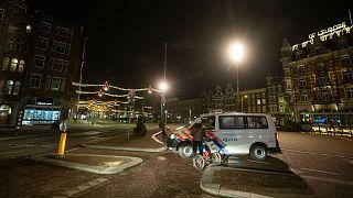 منع آمد و شد شبانه در هلند به دلیل کرونا