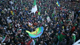 الذكرى الثانية للحراك الجزائري