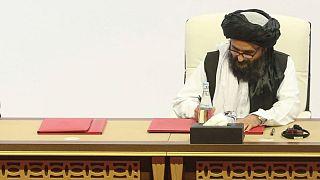 ملا عبدالغنی برادر، معاون گروه طالبان