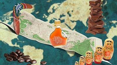 Come with us around the world as we explore some of the most popular souvenirs