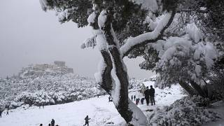 Could Libya's First Snowfall in 15 Years Be a Good Omen?