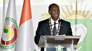"""Alassane Ouattara s'attend à une """"victoire éclatante"""" aux législatives"""