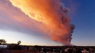 Ιταλία: Νέα θεαματική έκρηξη του ηφαιστείου της Αίτνας