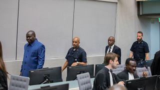 Uluslararası Ceza Mahkemesi'ndeki duruşma