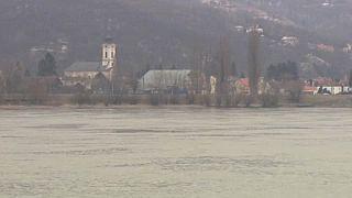 Дунай заставят работать на полную