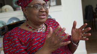Ngozi Okonjo-Iweala vows to reenergize World Trade Organization