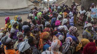 Conflito armado já fez milhares de deslocados em Cabo Delgado