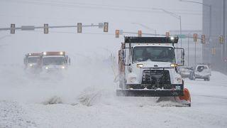 USA: Historischer Winter in den Südstaaten - mehrere Tote