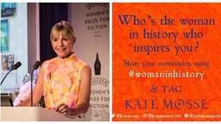 Kate Mosse #womaninhistory