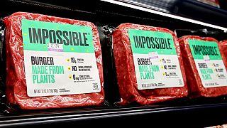Impossible firmasının alternatif et ürünleri