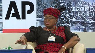 Okonjo-Iweala während ihrer Zeit als nigerianische Finanzministerin 2014.