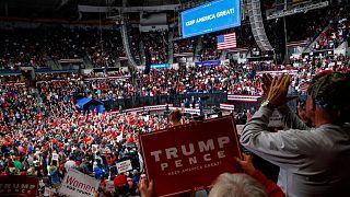گردهمایی هواداران دونالد ترامپ