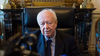 Marsilya'nın eski Belediye Başkanı Jean-Claude Gaudin