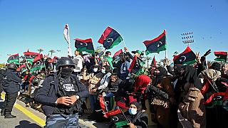 Libya celebrates 10 years since the overthrow of Gaddafi