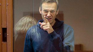 Juízes europeus ordenam libertação de Navalny