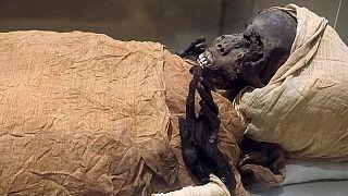 Egypte : les causes de la mort d'un pharaon révélées par un scanner