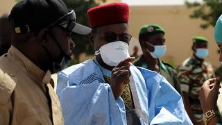Niger's Mahamane Ousmane hopes for second chance at presidency