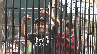 Motín en la cárcel de Tacumbú, Asunción