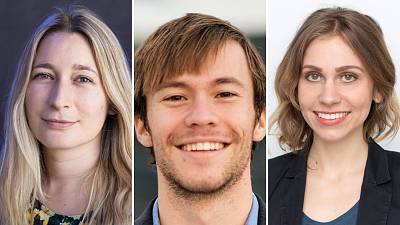 Three European Millennials fighting against climate change