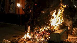 Арест рэпера вызвал крупные беспорядки в Испании