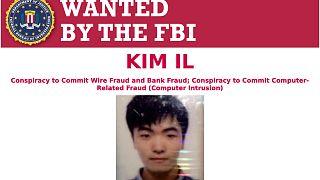 FBI'dan Kuzey Koreli hacker Kim Il'a dava
