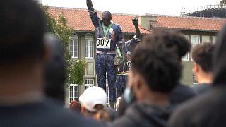 USA : Les athlètes universitaires debout contre les discriminations