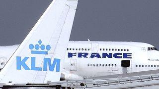 Esito negativo per KLM e TAP.