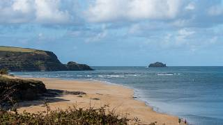 North Cornwall has some beautiful coastal walks.