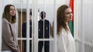 Екатерина Андреева и Дарья Чульцова получили два года колонии