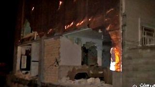 إصابة 30 شخصاً بجروح إثر زلزال بقوة 5,4 درجات في جنوب غرب إيران
