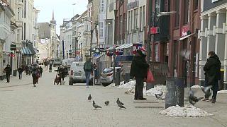 Die Flensburger Innenstadt